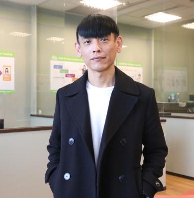 洋碩美語托福課程師資-Anthony